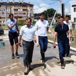 Депутаты ЗСК оказывают помощь пострадавшим от подтоплений кубанцам