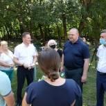 Николай Котов посетил Пензенский район