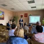 Депутат «Единой России» провел серию встреч с жителями Прокопьевска