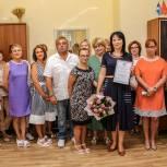 Максим Сураев поблагодарил работников социальной защиты в Мытищах