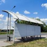 Павел Федяев добился установки остановочного павильона в Заводском районе Кемерова