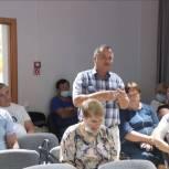 В Еманжелинске прошла встреча с жителями в рамках партийного проекта «Школа грамотного потребителя»