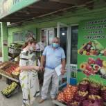 Активисты «Единой России» в Кизляре провели мониторинг цен на «борщевой набор»