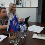 В Региональной общественной приемной Председателя партии «Единая Россия» состоялся очередной Всероссийский день бесплатной юридической помощи