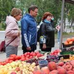 В  магазинах Колы провели цены на сезонные продукты