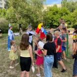 Александр Бондаренко организовал для жителей Ленинского района праздник двора