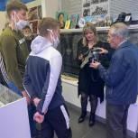 Дмитрий Исламов организовал экскурсию студентам-горнякам на угледобывающее предприятие