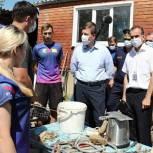 Андрей Турчак предложил ввести обязательное страхование для волонтеров