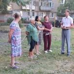 Борис Панин организовал праздник двора для жителей улицы Пушанина