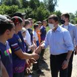 Закон о страховании жизни волонтёров будет разработан и внесён в осеннюю сессию Государственной Думы