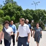 Наказы избирателей под контролем у сочинских депутатов
