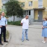 Депутаты-единоросы контролируют ход капитального ремонта многоквартирных домов