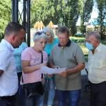 В поселке Новосоколовогорский продолжится ремонт тротуаров и благоустройство