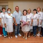 Максим Сураев поблагодарил мытищинских медицинских работников