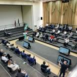 «Единая Россия» выдвинула кандидатов на выборы в Законодательную Думу Томской области