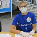 Волонтерский корпус  Мурманской области помогает врачам  в борьбе с пандемией