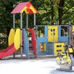 Новая спортивно-игровая площадка появится в детском саду № 22 города Иванова