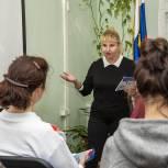 Депутат Совета депутатов Билибинского района Инна Крылова отчиталась перед избирателями
