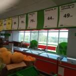 В Карабаше сравнили цены на продукты из «борщового набора» в сетевых магазинах города