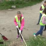 При поддержке Виктора Баринова  в Магадане начал работу экологический отряд