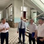 В историческом здании бывшей женской гимназии Аткарске разместят педагогический колледж