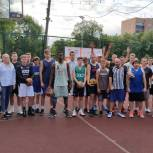 В рамках проекта «Детский спорт» состоялся турнир по баскетболу 3х3