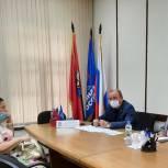 Виктор Селиверстов: Общественные приемные партии в округах помогают оперативно решать насущные проблемы москвичей