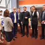 Елена Шмелева предложила расширить возможности занятий спортом для детей