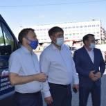 Рустем Ахмадинуров оценил благоустройство города Туймазы