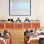 Очередная встреча в рамках отчетной кампании состоялась в Алагирском районе