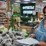 В Железногорске следят за ценами на продукты из «борщевого набора»