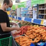 """В Республике Алтай создана рабочая группа по стабилизации цен на """"борщевой набор"""""""