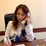 Юлия Литневская приняла участие в Едином дне приемов граждан по актуальным проблемам в сфере образования