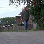 Отремонтированные дороги в микрорайоне Коминтерн проверили повторно