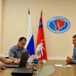 Олег Савченко направил в избирательную комиссию  документы на регистрацию