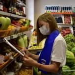 Кузбасские единороссы проверили цены на продукты