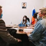 Тюменские общественные организации получают помощь от депутата-единоросса Ольги Швецовой