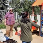 Депутаты Центрального района проверили ход исполнения работ по проекту «Городская среда»