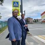 На Ямале появится интеллектуальная энергосберегающая система освещения автомобильных дорог