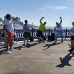 Панков: Новый пляж в Саратове - это не только воздух, вода, отдых, но и спорт