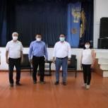 Народные избранники совместно с представителями общественности провели рейд по социальным объектам Эрзинского и Тес-Хемского кожуунов