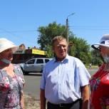 Участок дороги на Братьев Захаровых открыли для автомобилистов