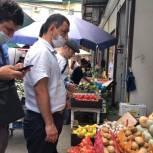 Махачкалинские депутаты провели мониторинг цен на Городском рынке №2