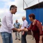 В селе Верхний Любаж Фатежского района возобновила работу автостанция