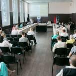 Единороссы Солнечногорска приняли участие в ежеквартальном муниципальном форуме «Управдом»
