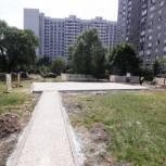 Вячеслав Фомичёв оценил ход работ по обновлению дворов Реутова