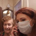 В Мурманске волонтеры помогли пенсионерке с доставкой лекарств