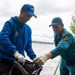 Экологические акции и субботники прошли в регионах по инициативе депутатов «Единой России»