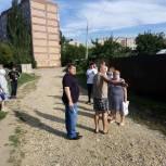 Депутат Вячеслав Тарасов провел встречу с жителями своего округа.