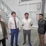 Вячеслав Фетисов посетил промышленный цифровой коворкинг в Подольске